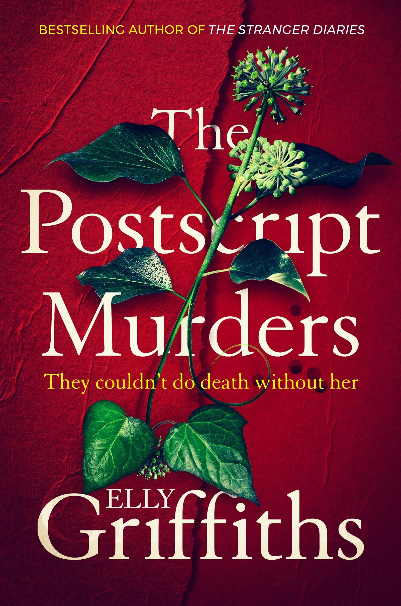 The Postscript Murders - Book Cover