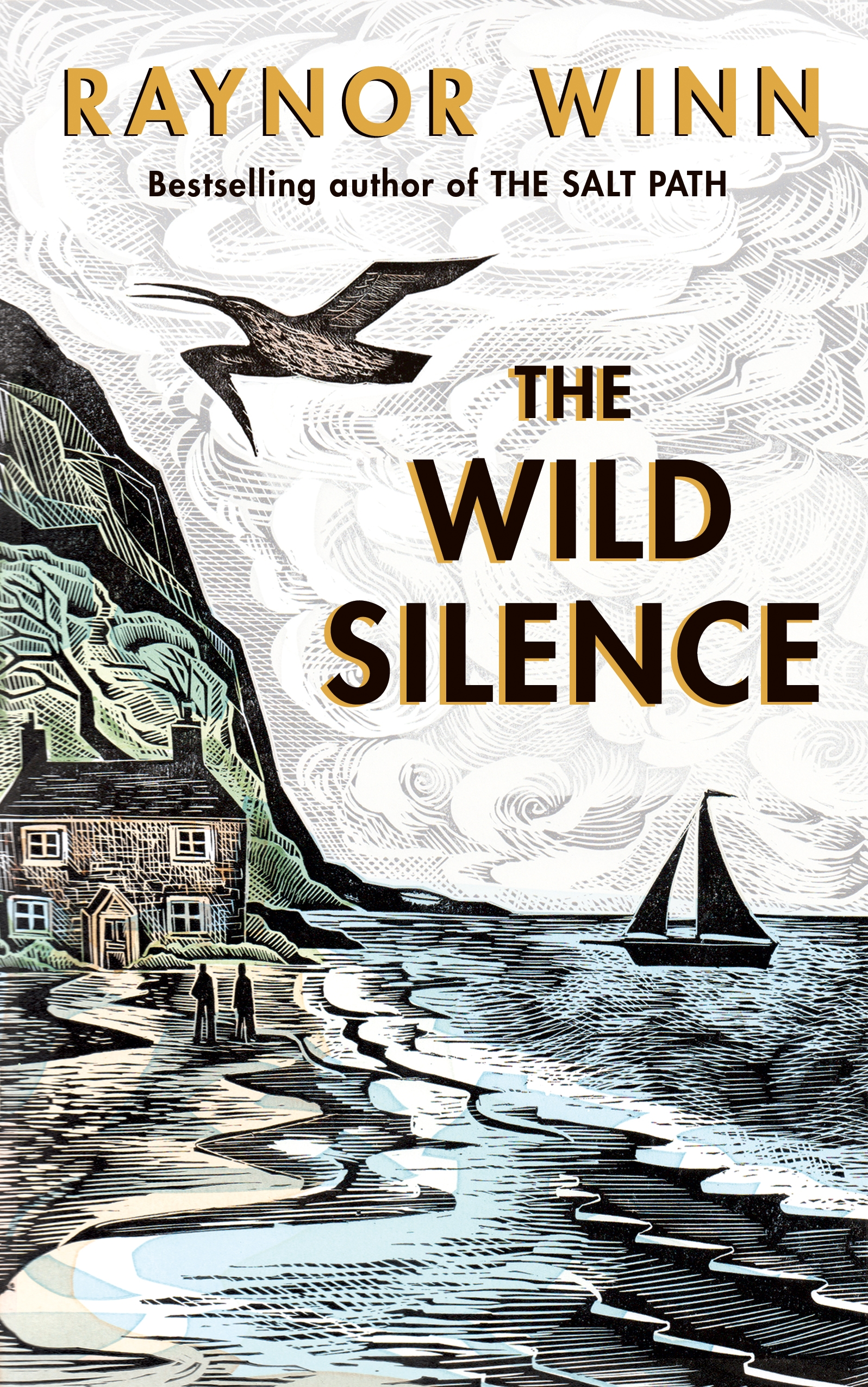 The Wild Silence - Book Cover