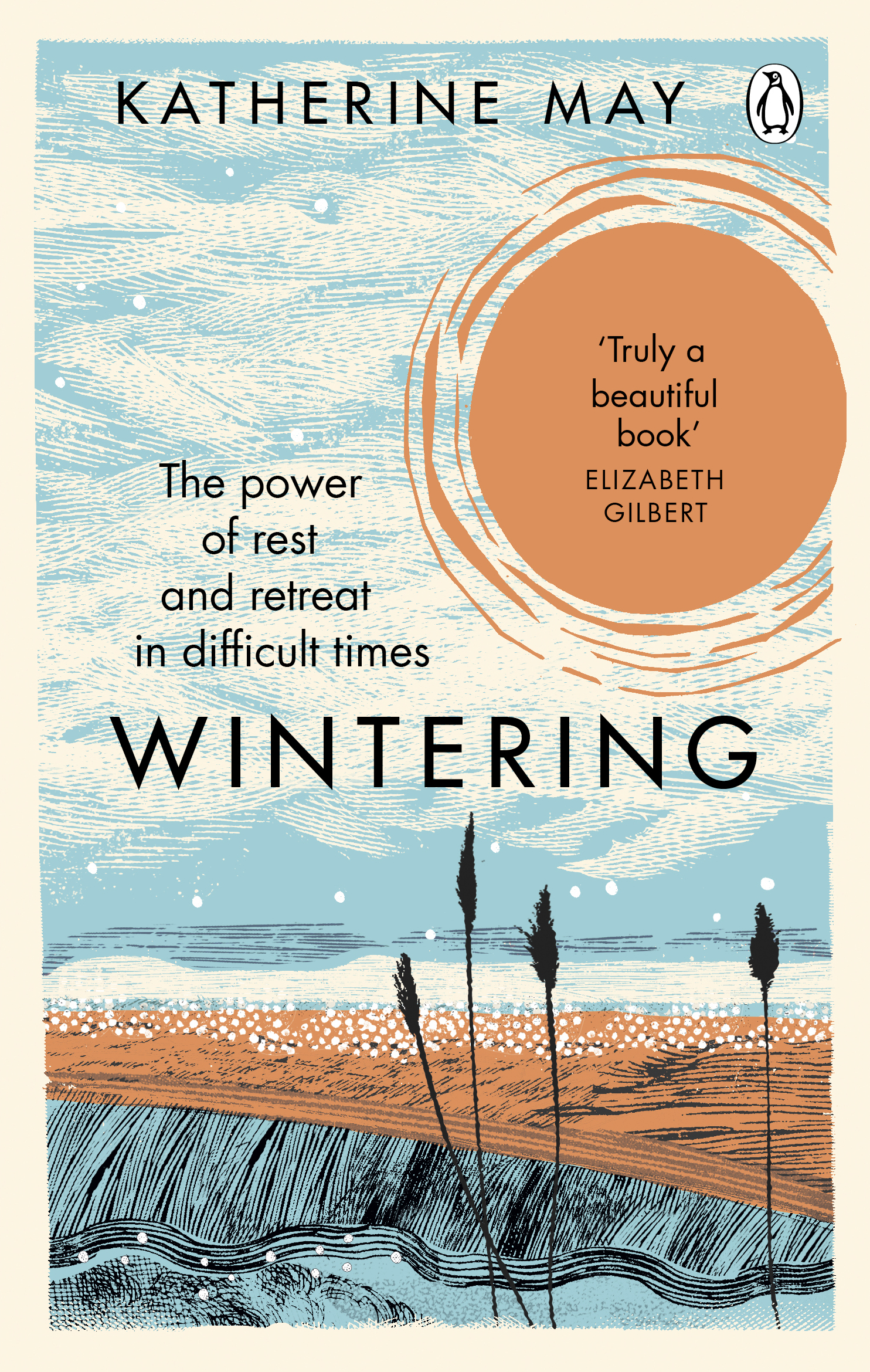 Wintering - Book Cover
